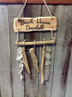 Beach House Doorbell