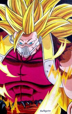 Goku Drawing, Ball Drawing, Dragon Ball Gt, Gohan Vs Cell, Akira, Ssj3, Japanese Cartoon, Dungeons And Dragons, Anime Art