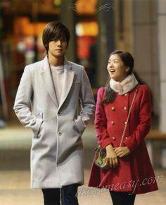 Image via We Heart It #kimhyunjoong #doramas #playfulkiss #jungsomin #k-dramas