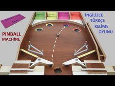 İngilizce-Türkçe Kelime Oyunu (Pinball Machine) - YouTube