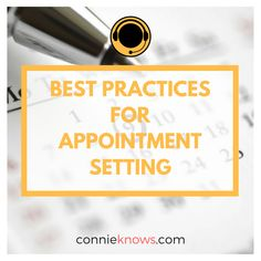 Best Practices for Appointment Setting #callcenter #callcenteragent #appointmentsetting