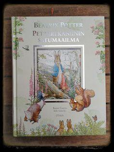 Sininen keskitie: Petteri Kaniinin satumaailma (Beatrix Potter)