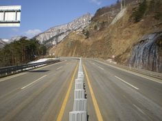 #Misiryeong Penetrating Road, Korea   미시령관통도로