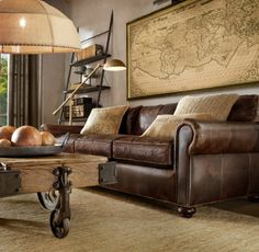 I do like Restoration Hardware as well, but sooo expensive