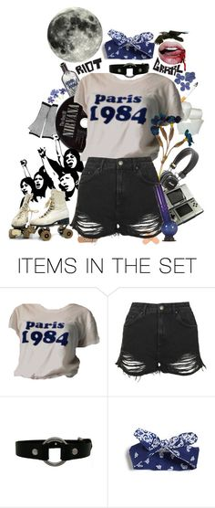"""""""Derbygirl"""" by causingpanicatthetheater on Polyvore featuring art"""