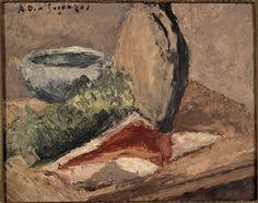 André Dunoyer de Segonzac, La côtelette, 1929