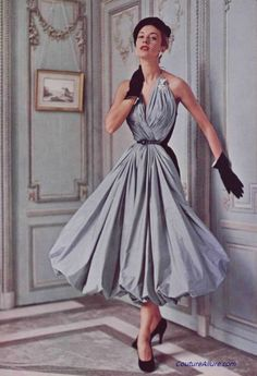 Mme. Gres, 1953.