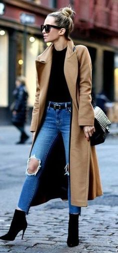 Casual Winter Outfits Ideas For Work 2018 14 #casualworkoutfit