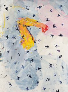 GEORG BASELITZ http://www.widewalls.ch/artist/georg-baselitz/ #contemporary #art…
