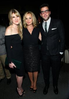 Lily Rabe, Jessica Lange, Zachary Quinto