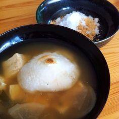 にんじんは?(笑) - 12件のもぐもぐ - お雑煮(実家) by yutaToT