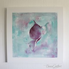 Originalt akrylmaleri ~ Fly with me ~ - Epla Figurative, Rose, Painting, Art, Abstract, Photo Illustration, Craft Art, Paintings, Roses