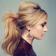 perfect ponytail - Google Search