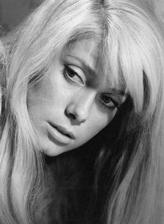 Catherine Deneuve, Repulsion, 1965