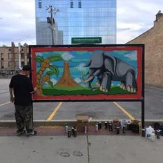 Craft Lake City and the Temporary Museum of Permanent Change bring Craft Lake City artisans to the Salt Lake City streets in the form of an outdoor gallery exhibition: Celebration of the Hand.