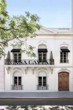 Casa Cavia, Buenos A
