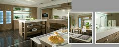 The Provence kitchen from Beckermann Kitchens (Germany)