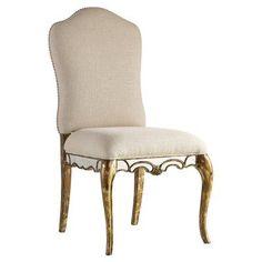Hooker Furniture Natural Linen Desk Chair - 5199-30310, Durable