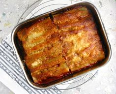 Life's a feast: TENDER COOKED BEEF AND CARROT CANNELLONI
