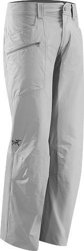 Perimeter Pant Men's Mid weight hiking pants designed for trekking or travel.