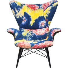 Arm Chair Psychedelic - KARE Design