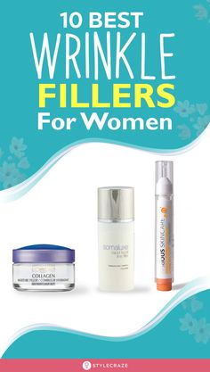 Hate to see unwanted creases & age lines criss-crossing their face. Here I have listed out 10 best wrinkle fillers to help improve the signs of skin aging. Face Fillers, Dermal Fillers, Best Wrinkle Filler, Best Wrinkle Treatment, Health Fitness Quotes, Face Cream For Wrinkles, Thin Lips, Collagen, Moisturizer