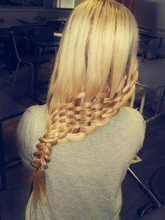 Braid Love - beautiful Light golden blonde hair #16