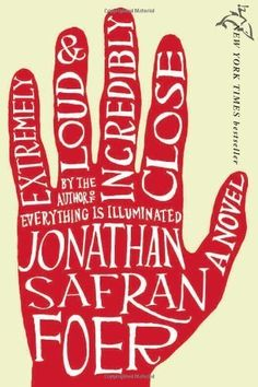 By Jonathan Safran Foer: Extremely Loud and Incredibly Close by -Houghton Mifflin Harcourt-, http://www.amazon.com/dp/B0084PU2J2/ref=cm_sw_r_pi_dp_WvRqqb184T8NW