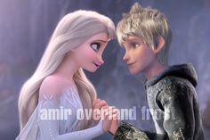 Disney Princess Frozen, Elsa Frozen, Sailor Princess, Elsa Y Jack Frost, Zen 2, Rise Of The Guardians, The Big Four, Animal Wallpaper, Jelsa