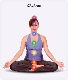 """Practicing yoga regularly is a fun and easy way to bring your chakras into alignment. Through yoga and meditation, you can find balance in your body, mind, and spirit. Purifying your energy centers allows your health and wellbeing to flourish."""