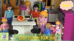 Playmobil Film Deutsch DIE NEUE KÜCHE ♡ Playmobil Geschichten mit Famili...