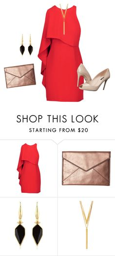 """""""ocasion especial1"""" by contactofashion ❤ liked on Polyvore featuring Halston Heritage, Rebecca Minkoff, Isabel Marant, BERRICLE and Dolce&Gabbana"""