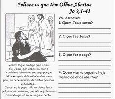 Encontros de Catequese: Atividades para Semana Santa