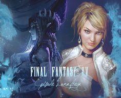 Final Fantasy XV DLC: Episode Lunafreya angekündigt - Square Enix kündigen Final Fantasy XV Episode Lunafreya offiziell an!  - https://finalfantasydojo.de/?p=9305 #FFXV