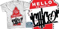 """Gzy Ex Silesia - Chico"" t-shirt design by Gzy Ex Silesia"