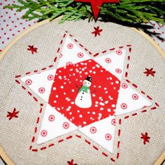 #christmassewing  #epp