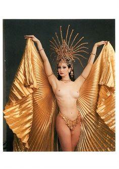 Las vegas showgirl nude photos