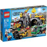 LEGO City Mining The Mine Play Set