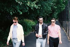 Two Door Cinema Club. Jamie Williams, Two Door Cinema Club, Strange Music, Band Pictures, My Passion, Cool Bands, Good Music, Music Videos, Hilarious