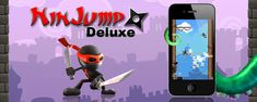 Ninja Jump Deluxe - Unblocked Games 66 | iogames4u.com | Scoop.it