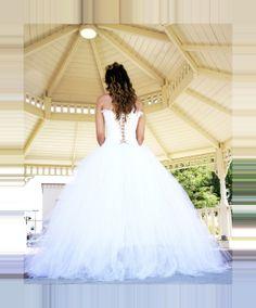 Wedding Dress Tutu by TreasuredTutu on Etsy, $600.00
