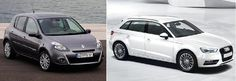 Trendy Mind // Trendy Wheels nº 17: Um BMW, Pois Claro! // Fotos: Renault, Audi