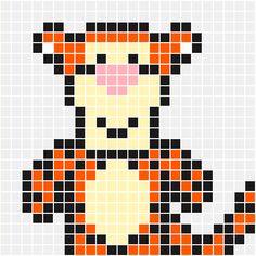 Tijgertje | Pixel Party