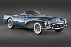 Concept-  Buick Wildcat - designed by Harley Earl - the most celebrated and talented designer in the 1940's and 1950's.