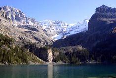 Lake O'Hara : Yoho National Park : Canadian Rockies : Hiking, Mountaineering, Cross Country Skiing, Ski Touring, Fishing, Elizabeth Parker Hut, Lake O'Hara Lodge, and Abbot's Hut