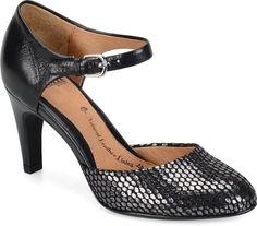 Sofft Palesa in Black Gunmetal - Sofft Womens Dress on Shoeline.com