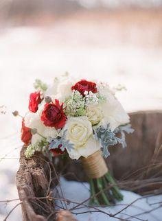 110 Unique And Beautiful Winter Wedding Bouquets You'll Love   HappyWedd.com