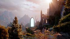 Dragon Age: Inquisition DLC, Neil Valeriano on ArtStation at https://www.artstation.com/artwork/dxeX1