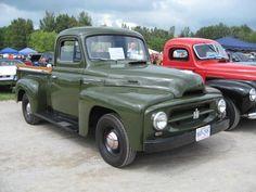Classic Truck International Pickup Truck, International Harvester Truck, Old Pickup, Pickup Trucks, Station Wagon, Classic Trucks, Classic Cars, Old Yeller, Van Car