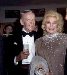 In an August 2008 episode of TCM's The Essentials with Robert Osborne, Mr Osborne recalled the last time he saw Fred Astaire and Ginger Rogers together. It was during publicity for That's Dancing, for which Fred and Ginger were both in. Old Hollywood Glamour, Golden Age Of Hollywood, Vintage Hollywood, Classic Hollywood, Hollywood Stars, Fred Astaire, Gene Kelly, Connie Willis, Fred And Ginger